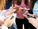 El imparable crecimiento del teléfono móvil